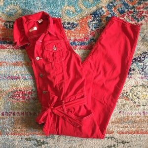 🔥 Levi's Jumpsuit for Anthropology Anthro